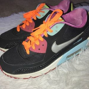 Nike Air Max 90 GS Candy 345017 063 Running Shoe